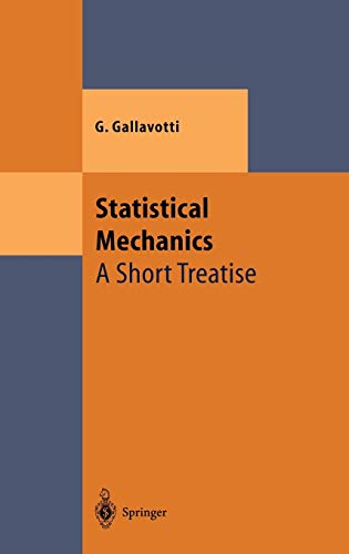 Statistical Mechanics: A Short Trea…