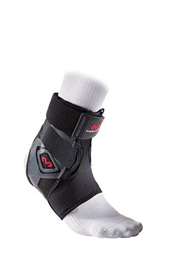 McDavid Bio-Logix Ankle Brace, Black, Medium/Large, Right