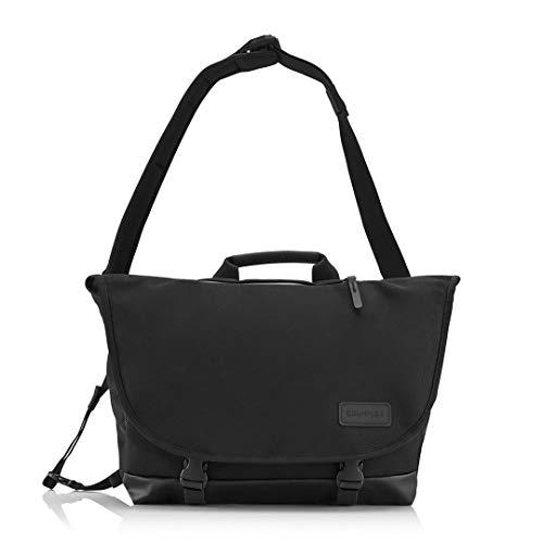 Crumpler The Chronicler Schoudertas, 100% gerecyclede PET (rPET) Schoudertas Sling Crossbody Bag Bag Tas Werkwerk Daypack Dames en heren