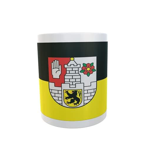 U24 Tasse Kaffeebecher Mug Cup Flagge Altenburg