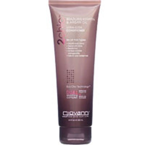Giovanni Hair Care Products Conditioner - 2chic Keratin And Argan - 24 Fl Oz