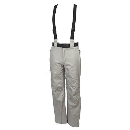 Eldera sportswear - Unosoft Gris ch Pant - Pantalon de Ski Surf - Gris chiné - Taille XXL