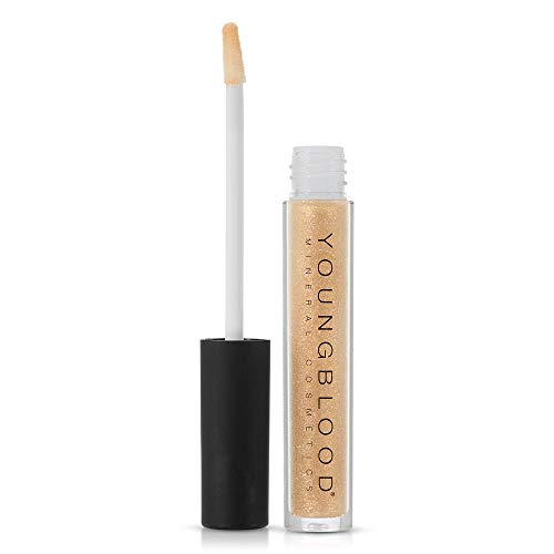 Youngblood Clean Luxury Cosmetics Lunar Glitter Lipgloss