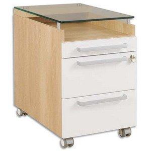 Gautier Office - Caisson Mobile 3 Tiroirs