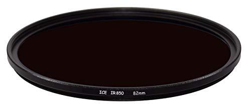 ICE IR 82mm スリムフィルター 赤外線赤外線赤外線 850HB 850nm 850 光学ガラス 82