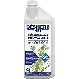 FERTILIGENE DESHERBNET DESHERBANT Polyvalent CONCENTRE A DILUER 800ML DES800
