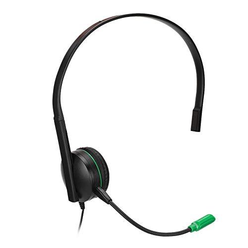 Gaming-Headset, einseitiges Headset Head-Mounted Gaming-Kopfhörer Call Center-Headset für Xbox, für PS4.