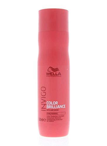 WELLA Invigo Color Brilliance Shampoo Fine Hair 250 Ml