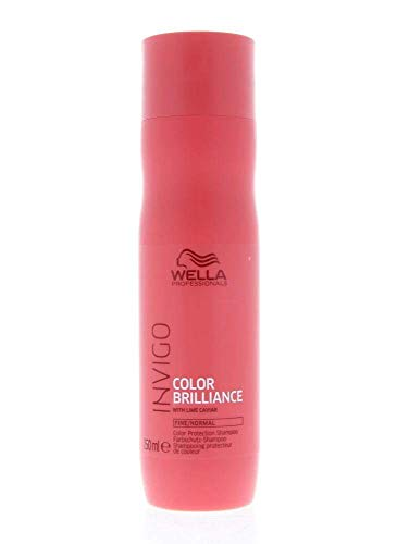 Wella Professionals Invigo Color Brilliance Color Protection Shampoo Fine/Normal, 250 ml