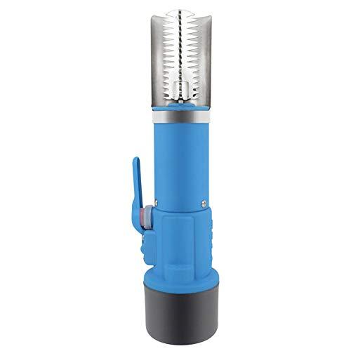 YSYDE Extractor de Escamas de Pescado eléctrico, escamador de Pescado Recargable con...