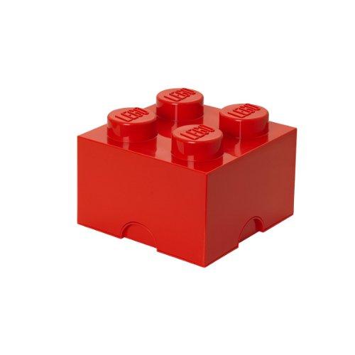 Danawares Lego - Caja de Almacenamiento con 4 espárragos 40031730