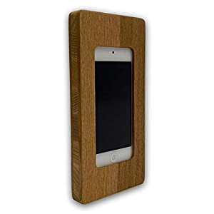 Apple iPod touch Gen. 5|6|7 NobleFrames Wandhalterung aus Kernesche