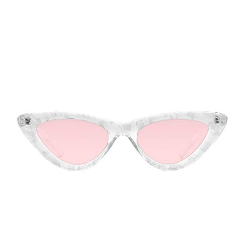 D. Franklin Baby B Gafas de sol, Transparente, 50 Unisex