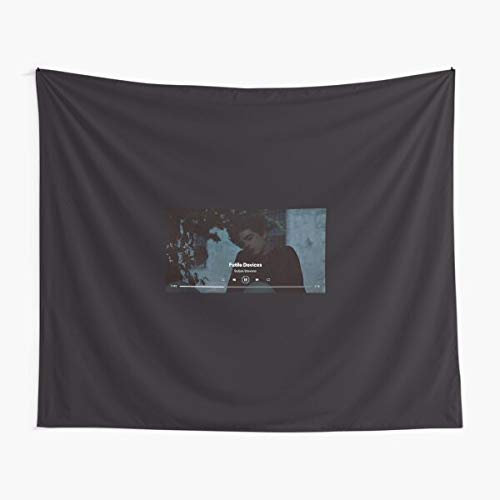 Futile Devices Scene Cmbyn Tapestry Wall Art Tapestries for Dorms Bedroom Living Room Colorful Décor
