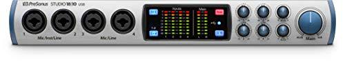 PreSonus Studio 1810 18x8, 192 kHz, USB 2.0 Audio Interface
