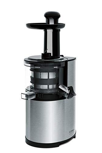 Caso SJ200 Design Sapcentrifuge, slow juicer voor zacht en zacht ontsappen van fruit, groenten en kruiden, BPA-vrij