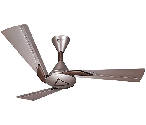 Orient Electric Orina 48' Ceiling Fan Copper Brown 48'...