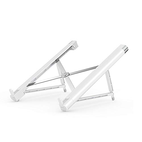 Adjustable Laptop Stand Foldable Base Notebook Support Holder for MacBook Pro Air iPad Tablet Portable PC Computer Cooling Stand