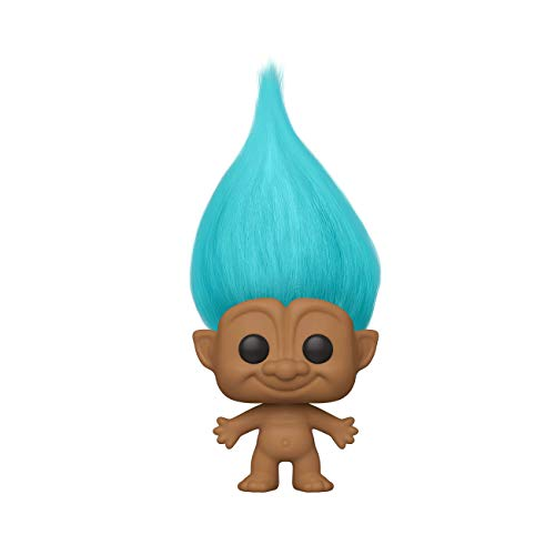 Funko- Pop: Trolls - Teal Troll Classic Collectible Toy, Mul