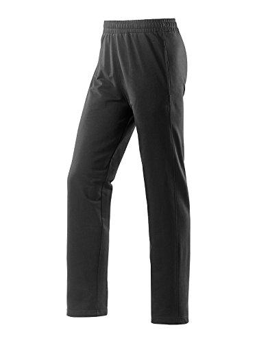 Joy Sportswear Trainigshose Marcus Herren | Sporthose | atmungsaktive Freizeithose & Funktionshose | Bewegungsfreiheit Komfortbund mit Innenkordel | Cotton Comfort Kurzgröße, 26, Black