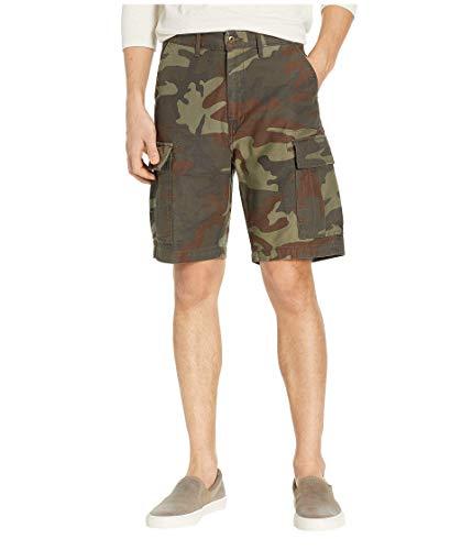 Levi's Carrier Cargo Short Pantalon, Camouflage foncé - Dos satiné, 52 Homme
