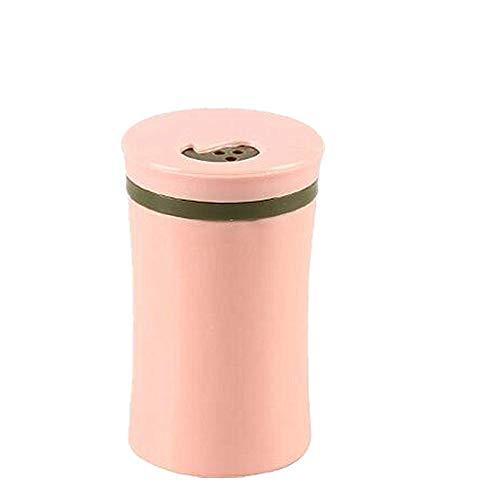 hongyupu Palillos Gadgets Originales Cóctel Palos De plástico palillo contenedor Utensilios de Cocina para Regalos Hecho palillo de Dientes Caja Pink