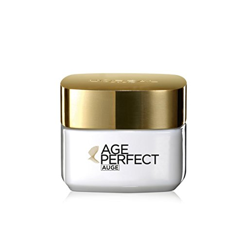 L'Oréal Paris Augenpflege, Age Perfect, Anti-Aging Feuchtigkeitspflege, Stütz-Effekt und...