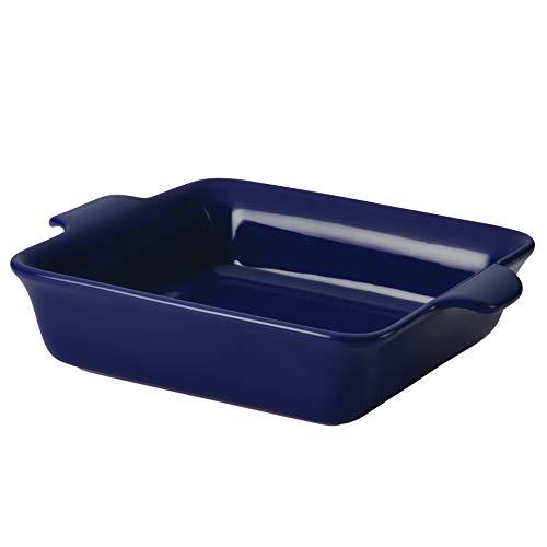 Anolon Vesta Ceramics 9-Inch Square Baker, Cobalt Blue