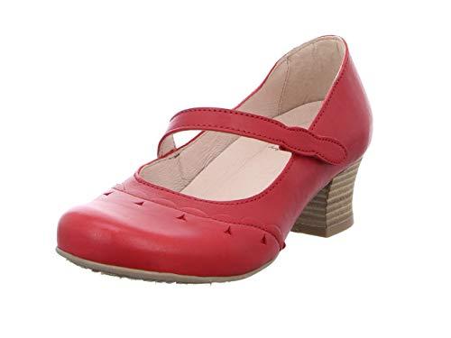 Brako Minthy 6180 Rojo Damen Pumps & Sling in Mittel Gr.: 40 rot