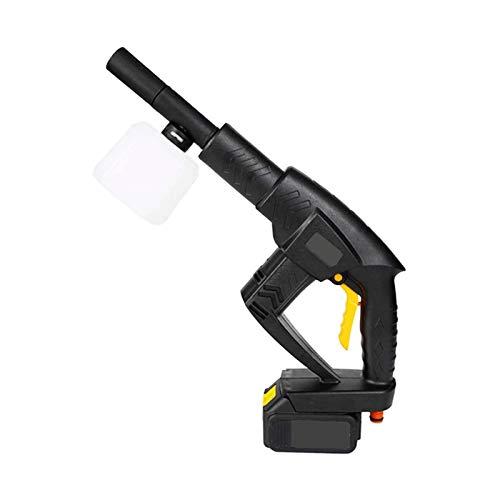 Bdesign Portable Car Pressure Washer 21V Cordless Car Machine Washing Spray Gun Li-ion Battery Sprayer Garden Car Cleaning Tools