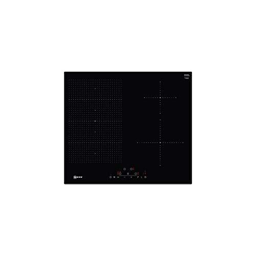 Neff T56UD50X0 Integrado Con - Placa (Integrado, Con placa de inducción, Negro, 1400 W, 2200 W, 3300 W)