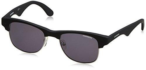Carrera 6009 Y1 Gafas de sol, Black Ruthenium, 51 Unisex-Adulto