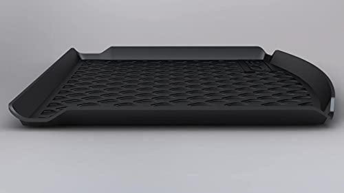 Coche Goma Alfombrillas Maletero Para Mazda CX-3 2017-2019, Impermeable Antislip Antisuciedad Boot Liner Mat Protectora Alfombra Accesorios