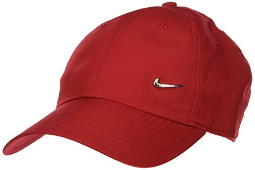 Nike Unisex-Adult 943092-687 Cap, red, One Size