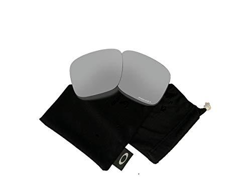 Original Holston OO9334 PRIZM Grey Replacement Lenses For Men For Women + BUNDLE with Oakley Microfiber Cloth Bag