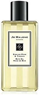 Jo Malone English Pear & Freesia Bath Oil - 250ml (Pack of 2) - ジョーマローン英語梨&フリージアのバスオイル - 250ミリリットル (x2) [並行輸入品]
