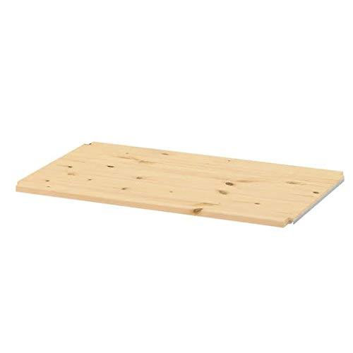 IVAR IKEA Regal Boden aus massiver Kiefer; (83x50cm)
