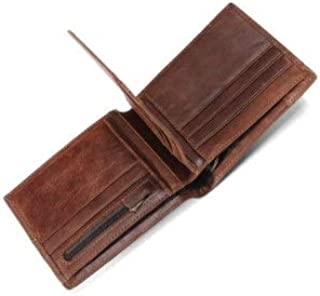 Kogu Men Purse Genuine Leather Men's Wallet Think Male Wallet Card Holder Soft Mini Purse High Quality Original