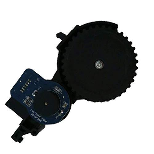 Fantisi Linkes Rad für Proscenic 790T / 780TS / JazZS/Alpaca Plus Ersatzrad,Roboter-Staubsauger Rad links Modul