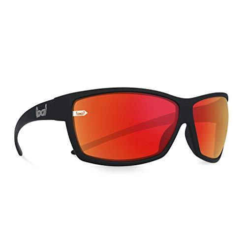 Gloryfy unbreakable eyewear (G13 Blast red) - Unzerbrechliche Sonnenbrille, Sport, Herren, Damen, Rot-Verspiegelte Gläser