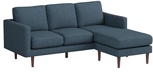 Ecksofa Couch –  günstig Amazon Marke –Rivet Revolve Bild 5*