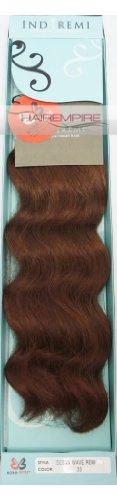 "Bobbi Boss Indi Remi Hair Extension 22"" Ocean Wave #33"