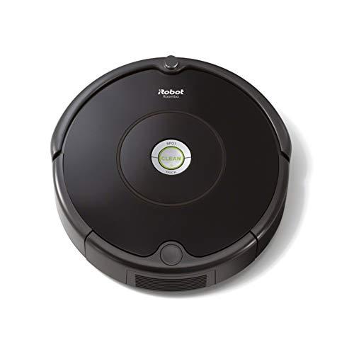 iRobot Roomba 606 Sin Bolsa 0.6L, Negro
