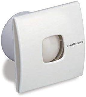 CATA SILENTIS 10 Blanco - Ventilador (Blanco, Techo, Pared,