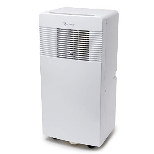 HAVERLAND IGLU-7 | Aire Acondicionado Portátil | 7000BTU | Bajo Consumo | 3 en 1 Enfría, Ventila y Deshumidifica | Mando a Distancia | Kit Ventana Incluido
