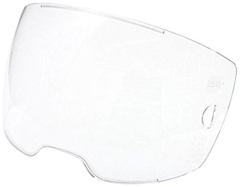 ESAB ESAB - 0700000802 - Clear 5/Pack Clear Front Cover Lens for Sentinel A50 Helmet