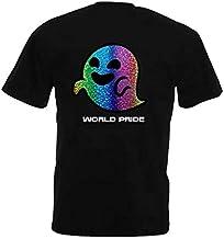 TOXE WEAR Camiseta Gaysper - Fantasma Gay - Pride World -
