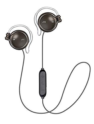 JVC HA-AL102BT ワイヤレスイヤホン 耳掛け式/Bluetooth ブラック HA-AL102BT-B