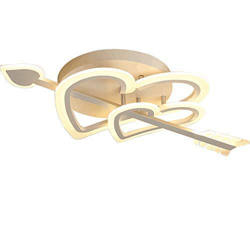 Moderne creatieve hanglampen eettafel hanglampen in hoogte verstelbaar hanglampen design mat wit ovaal messing hanglampen acryl schaduw woonkamer slaapkamer eetkamer verlichting E27, Ø42cm