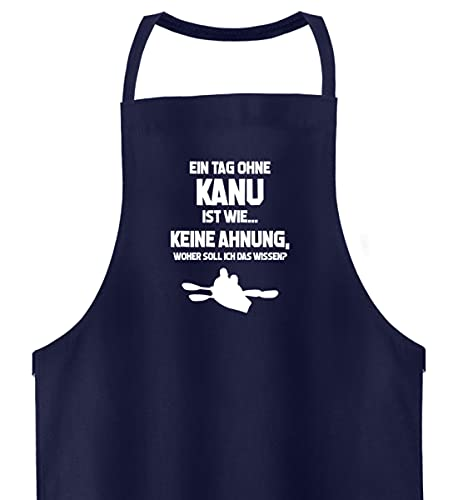 shirt-o-magic Kanu: Tag ohne Kanu?...